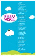 Kids Self Esteem Poster Poem